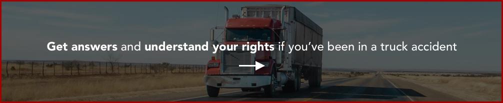 Truck Accidents FAQ
